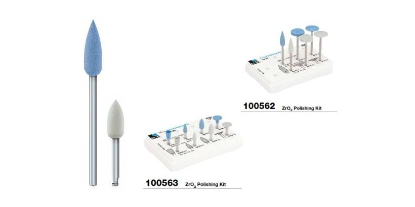 Polipanti pentru lustruirea oxidului de zirconiu