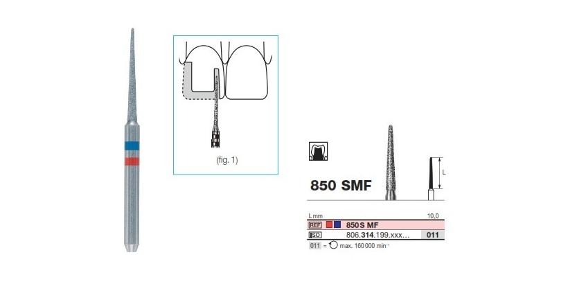 Freza diamantata speciala - 850 SMF