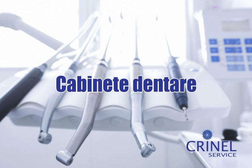 Cabinete dentare